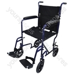 Aidapt Steel Compact Transport Wheelchair