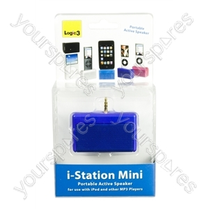 i-Station Mini - Purple