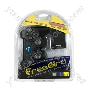 PS2 Wireless GamePad