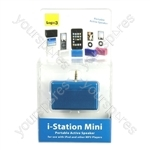 i-Station Mini - Blue