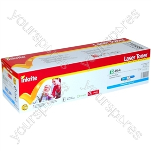 Inkrite Laser Toner Cartridge compatible with Dell 3000/3100 Cyan (Hi-Cap)