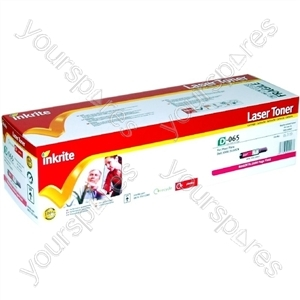 Inkrite Laser Toner Cartridge compatible with Dell 3000/3100 Magenta (Hi-Cap)