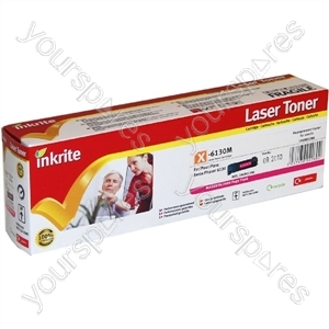 Inkrite Laser Toner Cartridge compatible with Xerox Phaser 6130 Magenta