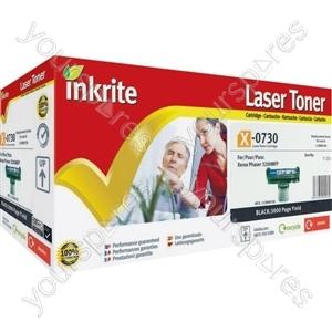 Inkrite Laser Toner Cartridge compatible with Xerox Phaser 3200 Hi-Cap Black