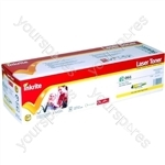 Inkrite Laser Toner Cartridge compatible with Dell 3000/3100  Yellow (Hi-Cap)