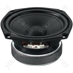 HiFi Woofer with Twin Coil - Hi-fi Bass-midrange Speaker, 2x30w, 2x8ω