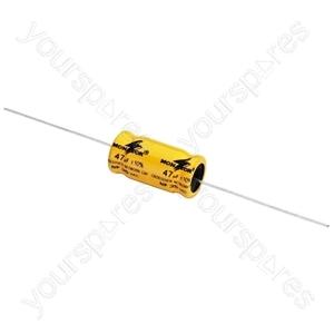LS Capacitor - Bipolar Electrolytic Capacitors 1.5-220µf