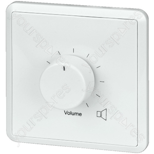 Volume Control - Wall-mounted Volume Control