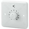 PA Attenuator 50W - Wall-mounted Pa Volume Controls