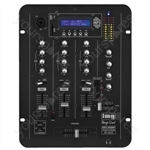 Stereo Mixer - Stereo Dj Mixer With Integrated Mp3 Player