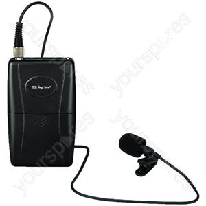 Microphone Transmitter - Tie Clip Microphone Transmitters