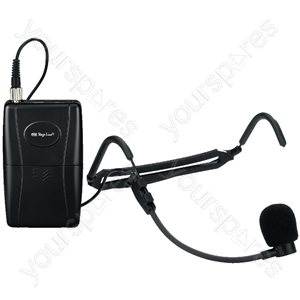 Microphone Transmitter - Headband Microphone Transmitters