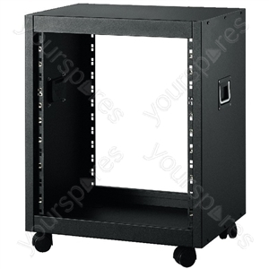 "Rack 12U - Professional Studio Racks For 482 mm (19"") Devices"