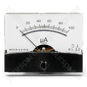 Panel Meter - Moving Coil Panel Meters