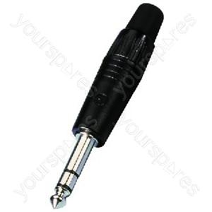 6.3mm Stereo Plug - Neutrik 6.3mm Plugs
