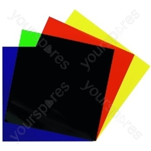 Color Foil Set - Set Of Colour Filters