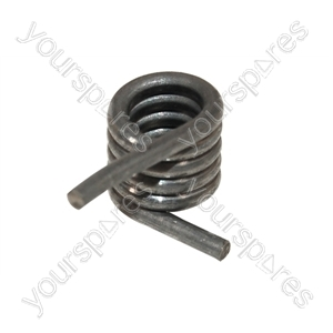 White Knight (Crosslee) Tumble Dryer Door Latch Spring