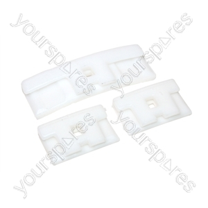 Whirlpool Tumble Dryer Nylon Drum Bearing Set