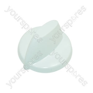 Whirlpool White Cooker Control Knob
