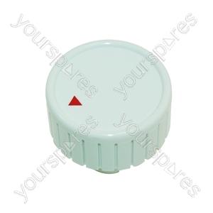 Whirlpool White Washing Machine Control Knob