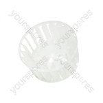Crosslee TM540 White Knight () Tumble Dryer Fan Wheel