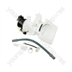 Whirlpool Plaset Washing Machine Drain Pump-34 Watt