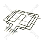 Whirlpool AKP691WH02 2450 / 568 Watt Oven Grill Element