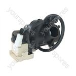 Whirlpool AWM870 Drain Pump W2-15