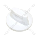 Whirlpool White Hotplate Control Knob