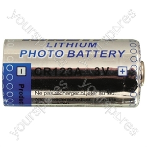 Kinetic Lithium Photo Battery