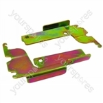 Whirlpool 1955310000 Dishwasher Door Hinge Kit