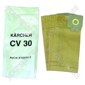 Karcher Vacuum Bags
