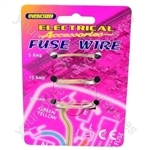 Carded Fuse Wire 5/15/30 Amp