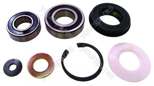Hoover a3786 washing machine bearing kit 11 1300 09048471 for Washing machine motor bearings