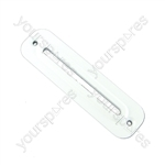 Door Hinge Mount Plate