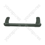 Grab Handle Non Sb Silver 2 Fixing