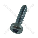 Flymo GM340 Screw 6 Spline 5mm Dia