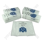 Pack Of 20 Miele Vacuum Bags Type GN + Filters *Free Delivery*