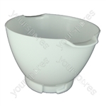 Kenwood Chef Kenlyte Round Bowl 4.6L- White