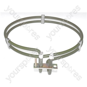AEG Replacement Fan Oven Cooker Heating Element (2500W) (2 Turns)