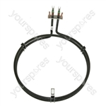 AEG Replacement Fan Oven Cooker Heating Element (1200W) (2 Turns)