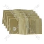 Electrolux Powerline Widetrack 1360 Vacuum Cleaner Paper Dust Bags