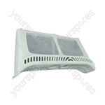 Tumble Dryer Lint Filter Insert / Fluff Capture Screen M2 Closed