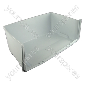 Crisper Box (522x180x290mm) Polar White