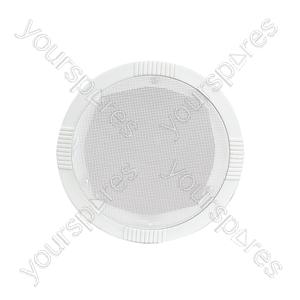 Ceiling Speaker - round white, 35W max - RC5