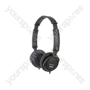 HF40 Portable Stereo Headphones