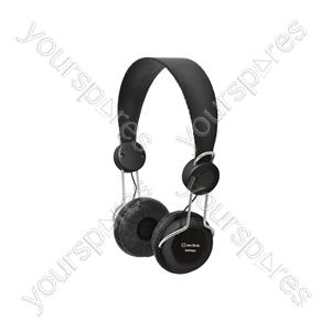 Classroom Headphones with In-line Microphone - Black - EHP800-BLK