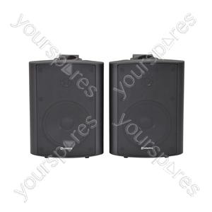 "BC Series Stereo Background Speakers - BC5-B 5.25"" speaker, Black"