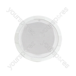 Ceiling Speaker - round white, 35W max - RC5