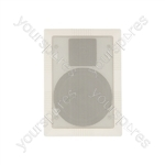 In Wall/Ceiling Speaker - Ceiling/wall white, 2-way, 50W max - IW5